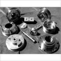 Titanium grade 2 parts