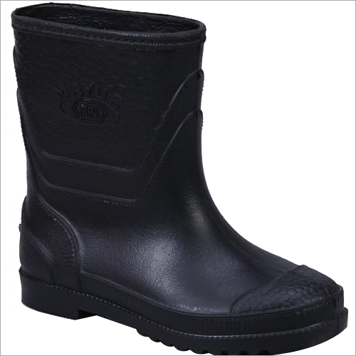 Army Black Gum Boots