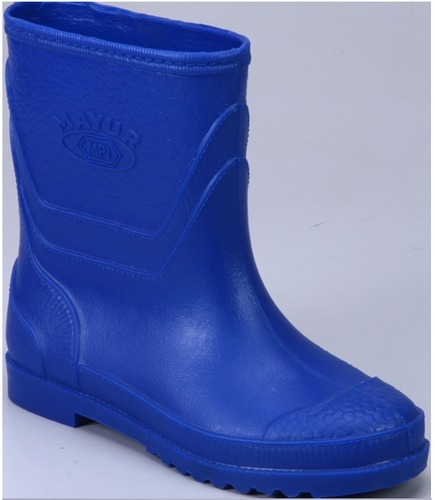 Commando Blue Size 4 to10 Height 8.6 Inch.