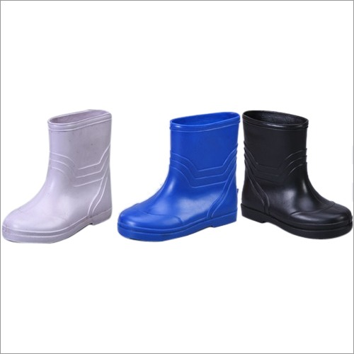 PVC Half Gum Boots