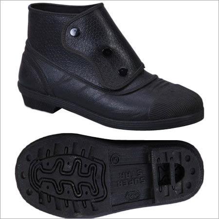 Short Gum Boot