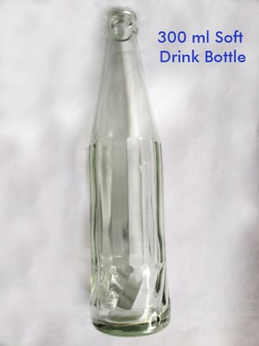 300 ml Soft Drink Bottle