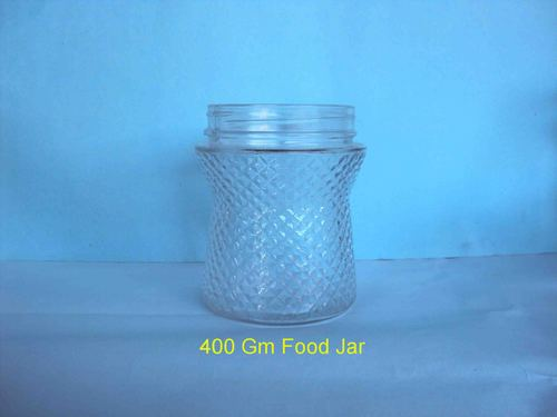 Kitchen Glass Jar