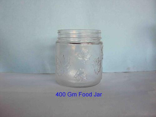 Namkeen Glass Jar