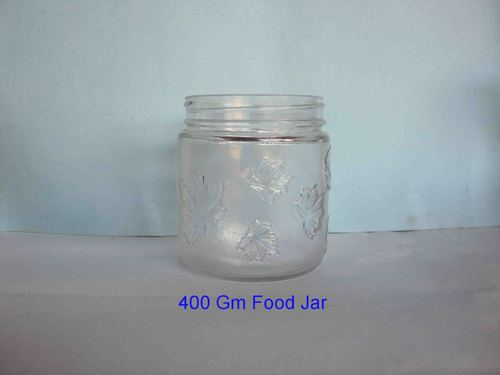 Namkeen Glass Jar