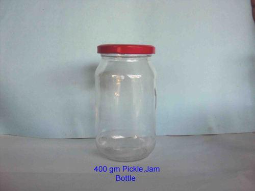 Pickle Jam Glass Jar With Lug Cap