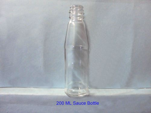 Sauce Glass Bottles