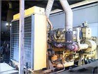 750 KVA Marine Diesel Generator