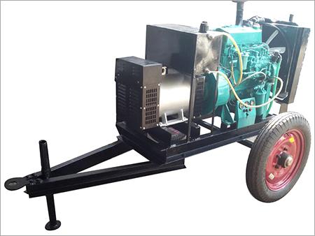 Trolley Mounted Diesel Generator