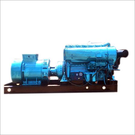 82.5 kva Air Cooled Diesel Generator