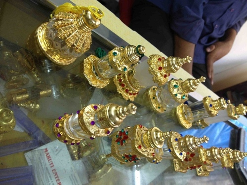 Decorated Attar Bottles
