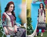 Rivaa Multi Printed&Embroidered Salwar Kameez