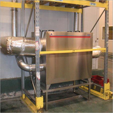1000 CMH Air Dehumidifier with 100 mm insulation