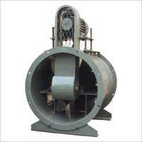 Belt Driven Axial Flow Fans