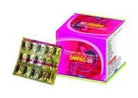 Gastro-Resistant Omeprazole Capsules BP 20mg