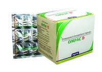 Omeprazole BP 20mg & Domperidone BP 10mg Capsules