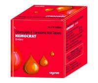 Etamsylate & Tranexamic Acid Tablet