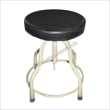 Patient Revolving Stool (Cushion Top)