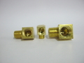 Brass Flare Connector Elbow