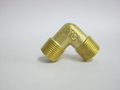 Brass Male Connector Elbow