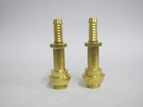 Brass Precision Threaded Nipple
