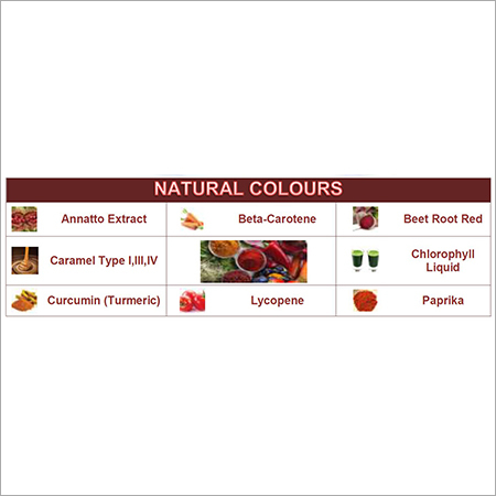 Natural Colours