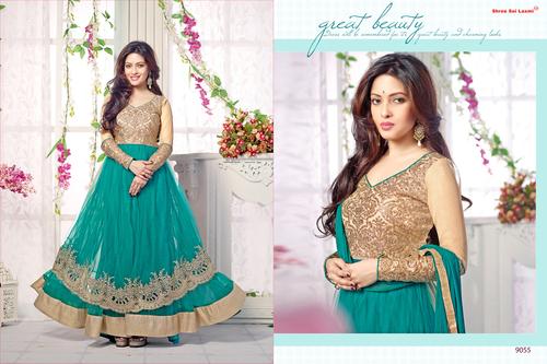 Fabulous Latest Heavy Designer Anarkali Suits