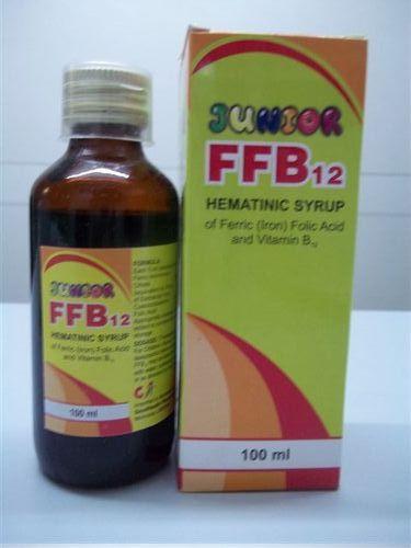 FFB12 hematinic syrup