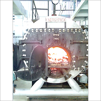 IBR Coal Fired Steam Boiler