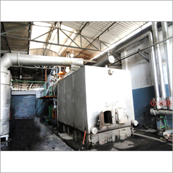 IBR Agro Waste Fired Steam Boiler