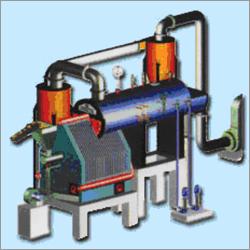 IBR Agro Waste Fired Steam Boiler