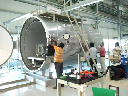 Steam Operated Dewaxing Boiler Autoclave