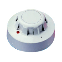 Electronic Ionisation Smoke Detector