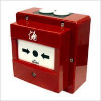 Waterproof Addressable Manual Call Point