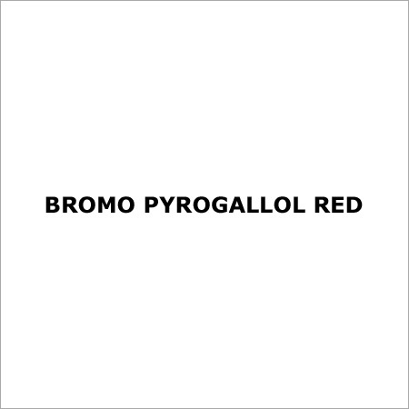 Bromopyrogallol Red