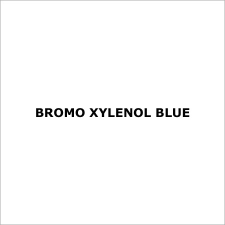 Bromo Xylenol Blue