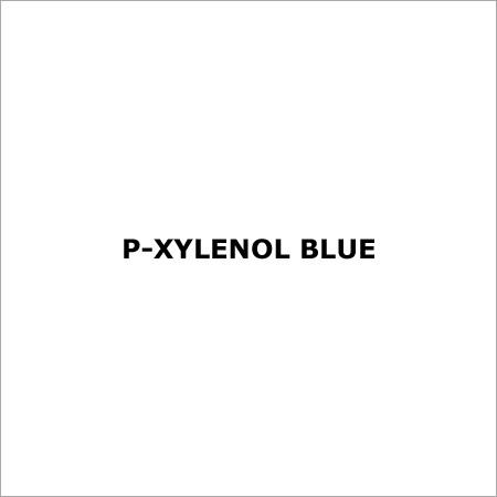 P Xylenol Blue