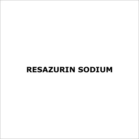 Resazurin Sodium