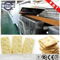full-automatic production line(for hard biscuit/soft biscuit)