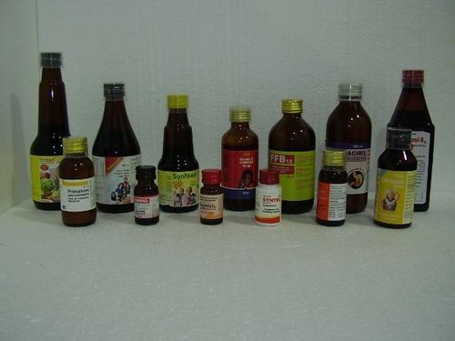 Bromhexine Hydrochloride Syrup