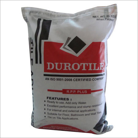 Tiles & Grout Fixing Adhesive