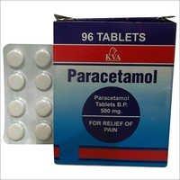 Paracetamol Tablets Bp 500Mg