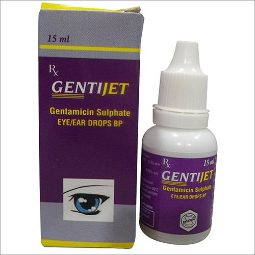 Gentamicin As Sulphate Bp 0