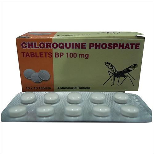 Chloroquine Phosphate Tablets 100Mg