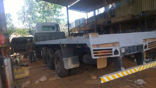 Custom Fabricated Truck Body