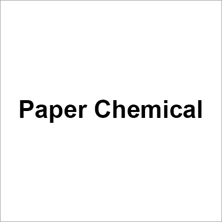 Paper Chemical