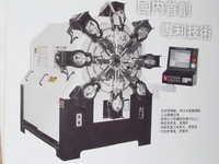 Camless CNC Spring Machine
