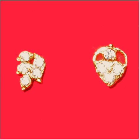 Gemstone Nose Pins