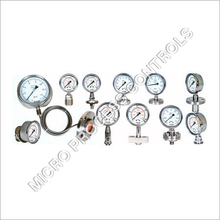 Diaphragm Sealed Gauges