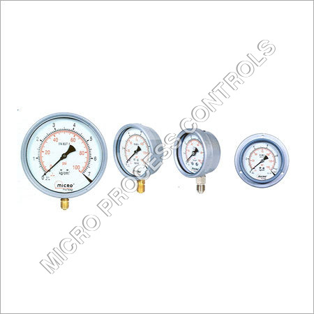 MS Industrial Gauges